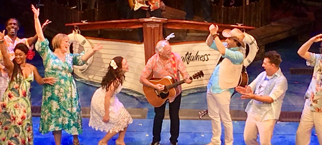 Escape to Margaritaville on Broadway at the Marquis Theatre