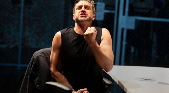 Raúl Esparza . Photo: Joan Marcus