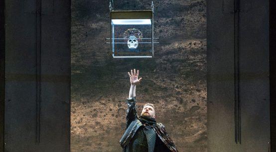 Aaron Monaghan as Richard III. Photo: Richard Termine