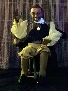 Puppet by Theodora Skipitares. Photo by Jane Catherine Shaw